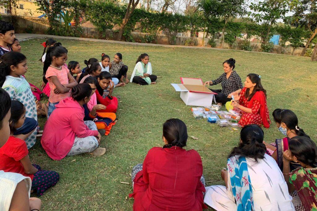 humjoli foundation period talk sessions